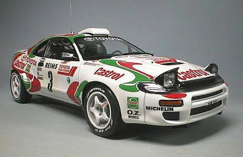 Celicast on 4 Celica Gt Rally Car Images