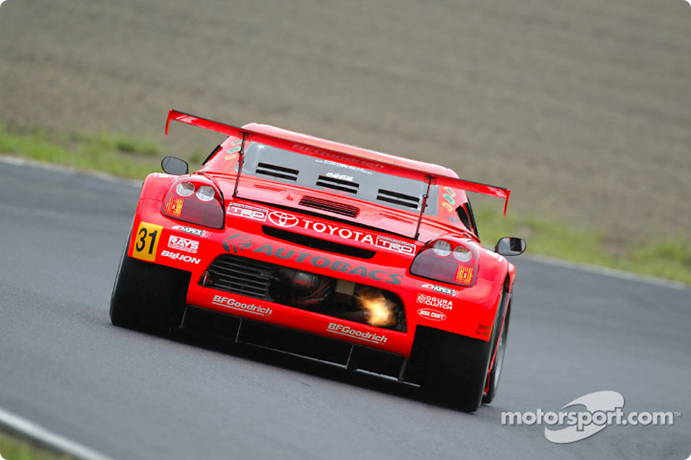 Toyota Supergt Gt300